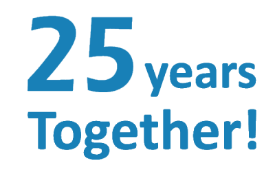 STAD became 25 years!
